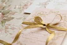 ブライダルペーパーアイテム Wedding Stationery