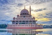Mosques Around the World / Beautiful Mosques around the world.