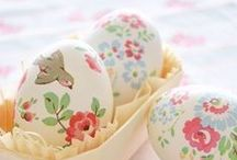 """eggs ideas / here you can find a lot of """"egg ideas"""" for painting your eggs in easter or in raining days or when you want!"""
