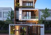 Architecture * House / House architecture that I like