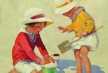 Painting Children / Painting Children