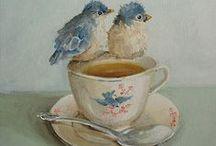 TEA cup / TEA cup