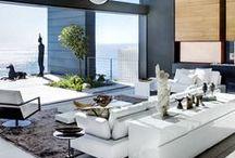 Architecture * Interior design / Interiors that I like