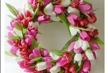 Spring / Spring related crafts, DIY projects, recipes, activities, etc.