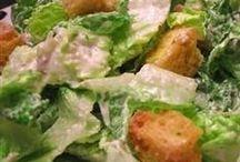 Salads & Tips