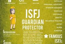 ISFJ / ISFJ - The Nurturer. They are steadfast in handling their responsibilities.