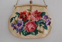 Vintage purse / Vintage purse