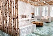 Architecture * Natural_sense Design / Architecture with (close to) nature materials