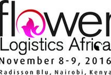 Flower Logistics Africa / Flower Logistics Africa, a new initiative by Logistics Update Africa, we promise to bring key stakeholders of Africa's flower power to discuss and learn the best practices of sustainable cut flower supply chain. It is one of the first conferences in Africa that put the focus on the evolving floral supply chain – from blooms to bouquets.