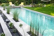 Architecture * Pools & Hotel's outdoor space design