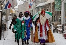 Sinterklaas/Saint Nicolas