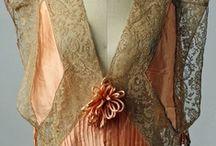 Antique Costume1900_1930 women
