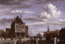 Amsterdam in art