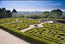 Chateaux et leurs jardins