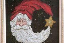 Santa Claus / by Swisschocolait