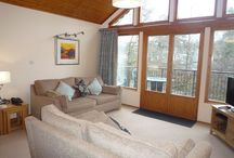 Keswick Bridge, Keswick, Lakes Cottage Holiday / Riverside location scandinavian lodge situated in sheltered woodland on the banks of the River. This two bedroomed lodge sleeps four and is only a five minute walk from the centre of Keswick.