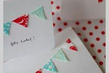 Bunting / Ones that  I love