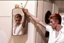 The Man Who Fell to Earth Inspiration Board / The Man Who Fell to Earth Inspiration Board