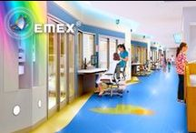 Sanitary approved Emex paints / Epoxy, polyurethane and chlorinated rubber paints sanitary approved