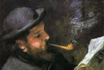 Oscar Claude Monet / For The Love of Monet, The Greatest Artist Ever To Live <3