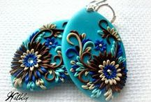 A Polymer Clay Inspiration / by Tiffany .P