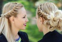 HAIR STYLE I LIKE / HAIR TUTORIALS