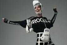 ADRIANA LIMA FOR VOGUE ITALIA / Shape-up Sport Style - Adriana Lima for Vogue Italia - June 2014