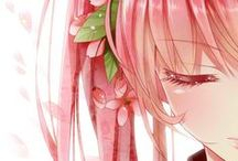 Shoujo style / Relacionado al manga y anime estilo shojo (femenino)