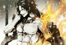Shounen style / Anime y manga estilo shonen (masculino)