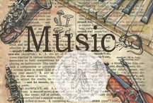 Music makes my heart  Sing and My Soul dance ! / The sound of Music / by Theresa Suder Clendaniel