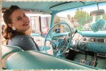 Vintage ::TRANSPORTATION:: / classic cars & transportation