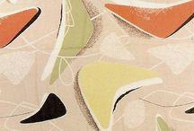 Vintage•Retro::COLOURS & TEXTURES:: / vintage colour palette