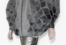 Fabric Manipulation - Wearable Art