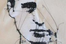 Embroidery - Textile Art