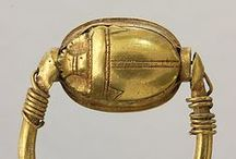 Ancient Egypt - Scarab / Ancient Egypt / Altes Ägypten Art / Kunst Scarab / Skarabäus