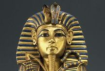Ancient Egypt - Tutankhamun / Ancient Egypt / Altes Ägypten Tutankhamun / Tutanchamun Art / Kunst New Kingdom / Neues Reich