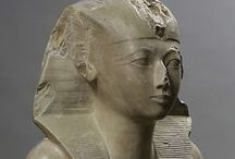 Ancient Egypt - Hatshepsut / Ancient Egypt / Altes Ägypten Hatshepsut / Hatschepsut New Kingdom / Neues Reich