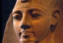 Ancient Egypt - Ramses II. / Anient Egypt / Altes Ägypten Ramses II. New Kingdom