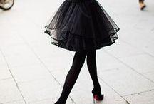 Mode // Les Jupes / Jupes et tendances de mode féminine