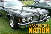 #NAPAFiltersNation: Vehicles / NAPA Filteres Nation Vehicles