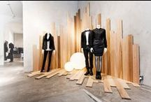 VISUAL MERCHANDISING DISPLAYS / This board is a compilation of visual merchandising displays I like.