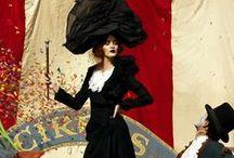 CLOWN INSPIRED FASHION / Clown Inspired Fashion