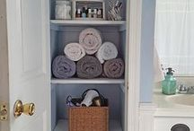 Home Organization / Ideas for organizing and entertaining your family.