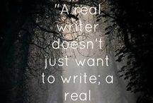 Becoming a writer~
