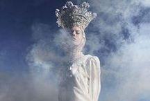 COSTUMES AGNIESZKA OSIPA ON BEHANCE #SNOW QUEEN / costumes Agnieszka Osipa on Behance #snow queen
