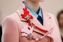 THE BROOCH / Fall 2015 accessories