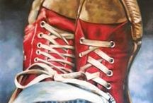 Let's Converse! / My colourful love for Converse, All Stars and Chucks!