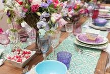 Tea Party / Throw a perfect tea party! Formal or fun, or a little bit of both.