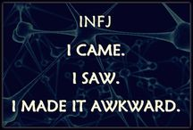 Being an INFJ