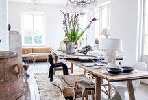 Lifestyle // Décoration / Idées de décorations pour un intérieur tendance et cosy.